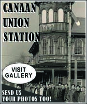 Canaan Union Station Depot Photo Gallery from Curtis Insurance